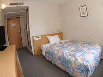 【シングルE】有線LAN♪お仕事にもプライベートにも最適(14平米ベッド幅140cm)