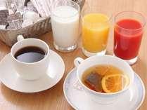 【朝食】名古屋めしバイキング☆お好きな飲み物をどうぞ♪