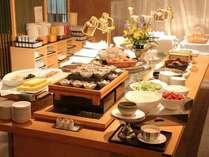 【朝食バイキング】名古屋めしバイキング☆お好きなものをどうぞ♪