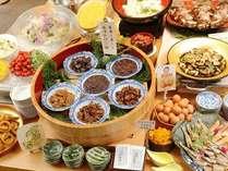 【朝食】朝食バイキング 名古屋めしをたくさんおかわりをしてください! 朝 6:30から営業してます!