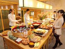 【朝食バイキング】名古屋めしバイキング♪朝6:30から営業してます!