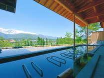 私たちが「明るいうちにお風呂へぜひ」とお勧めする理由がこれ、この景色。わかりますでしょう?