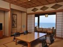 和洋室の和室の一例
