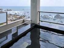 □朝陽の湯 展望風呂
