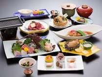 【最高級料理】伊勢海老・鮑・千葉県産牛・金目鯛など豪華食材の(美食三昧プラン):ポイントアップ