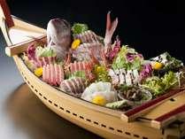 【豪快舟盛り】大漁御礼!舟盛り付きプラン:ポイントアップ