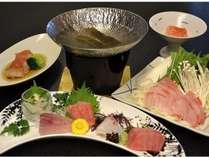 金目鯛満喫コースの料理イメージ