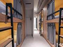 BUNK6 とても珍しい、最大6名様でお泊り頂けるお部屋。人気部屋です!!