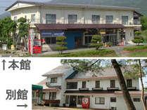 舞子屋本館・別館は、琵琶湖、雄松並木、白砂、比良の山々、大自然の囲まれ立地。