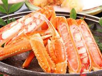 「焼き蟹」香ばしい磯の香りとぷりっぷりの食感!