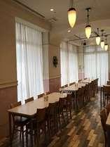 レストラン:朝食サービス会場です