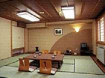 落ち着きのある和室のお部屋です。(写真は一例になります)