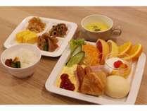無料朝食がグレードアップ♪「炊きたてご飯」「卵料理」「惣菜」「京都限定特色メニュー」が追加!
