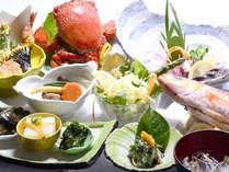 屋久島の新鮮、安全な心に体にやさしい地場産品をふんだんに使った会席スタイル料理