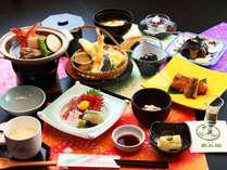 『スタンダード料理』旬の食材を味わう和会席【夏】