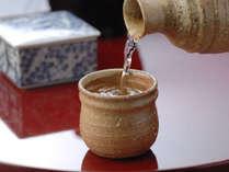 利き酒セット■当館オススメの純米酒3種をご用意(画像はイメージです)