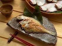 沼津の干物 季節によって魚の種類が変わります