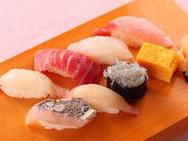 ≪お寿司食べ放題≫お替り自由!季節のおすすめ握りからご用意します