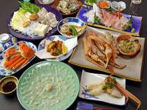 日本海スペシャル!!☆ふぐ☆蟹☆地魚舟盛り☆ 若狭の恵みを心置きなく堪能♪♪