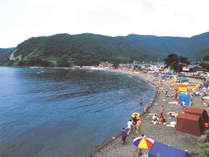 【特典】花火付き!若狭の夏を満喫、ファミリー海水浴プラン♪