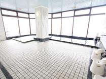 ■大展望大浴場≪日本一の池「湖山池」の眺望をお楽しみください≫