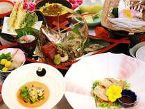 春◆シラウオと筍の玉〆鍋、ジューシーなグリルチキンに天ぷらなど味覚満載「花懐石」