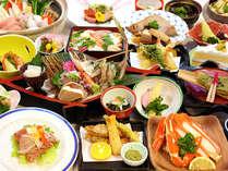 春◆山海の春の美味全20品をおふたりで楽しくシェアする特別メニュー「おふたり懐石」