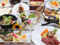 鳥取の旬な食材を贅沢にとりいれたご当地懐石【6月~8月】