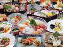 多彩なお料理と楽しい時間をシェアするおふたり懐石【6月~8月】