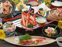 【4月~9月】蟹会席