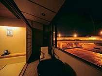 ◆りんどう館客室例:安代ジャンクションがすぐ目の前