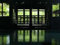 風格漂う有形文化財【桃山風呂】 その見事な建築に見とれながらご入浴を