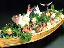 【舟盛付!】気仙沼食べつくし~ ドーンと豪華に!舟盛が楽しめるグルメ旅~