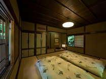 【雪行廊 -SETSUANROU-】和室寝室