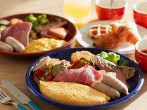 【3連泊以上】滞在中1回夕食ブッフェ付き/朝食付