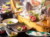 【早割】45日前までのご予約で1,080円もお得! 天然地魚絵巻 桜鯛会席