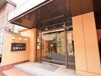 *岩手盛岡駅より徒歩4分の好立地。ビジネスや観光アクセスの拠点に◎