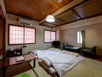 *客室一例/和室8畳/風呂なし※専用貸切風呂を無料でご利用いただけます