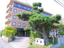 【ホテル松風】庭園露天風呂と40種類の朝食バイキング (愛知県)