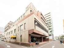ホテル外観-静岡駅から徒歩5分 東名静岡I.C.より車で10分