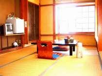 昔なつかしいつくりの和室(一例)