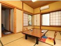 露天風呂付客室 和室7.5畳+ソファベッド洋室