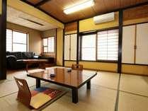 露天風呂付客室 和室13畳+広縁付き