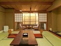 わんちゃん同宿可能部屋。ゆったり和室12畳タイプのみ(海は見えません)