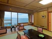 12畳和室からの眺めです。