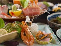 おなかいっぱい能登味を楽しめる季節の会席料理