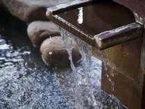 和倉の源泉は90度以上!掛け流しですが加水しないのでタンクで適温まで循環させています