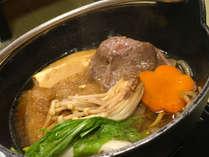 甘辛くて食が進むすき焼き風牛肉豆腐♪