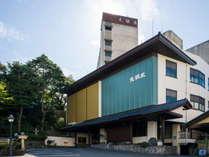 和倉温泉へようこそ!大観荘の外観
