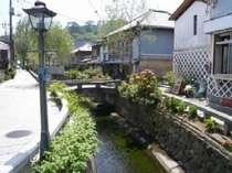 下田の観光名所「ペリーロード」